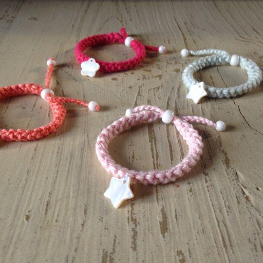 Enfant - Les bracelets Nacre