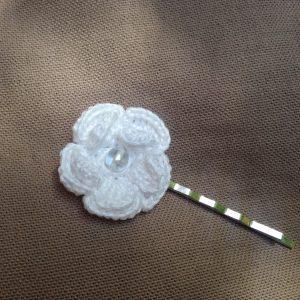 Enfant - La barette Fleur